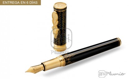 "Pluma estilográfica Montegrappa ""Game of Thrones Baratheon"""