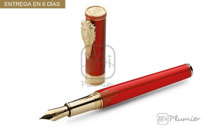 "Pluma estilográfica Montegrappa ""Game of Thrones Lannister"""