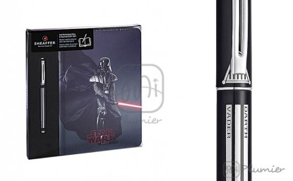 "Set Cuaderno y roller Sheaffer ""Star Wars Darth Vader"""