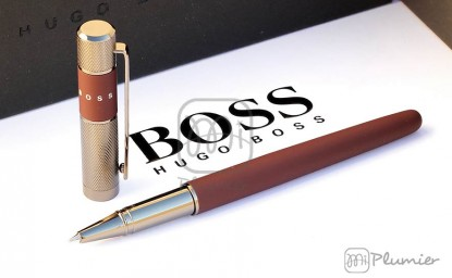 "Roller Hugo Boss ""Ribbon burgundy"""