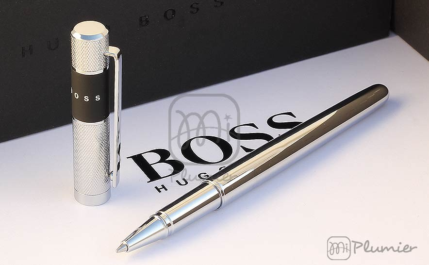 "Roller Hugo Boss ""Ribbon Chrome"""