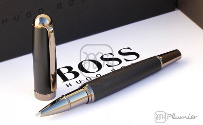 "Roller Hugo Boss ""Advance Grained"""