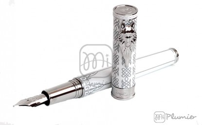 "Pluma estilográfica Montegrappa ""Game of Thrones Stark"""""