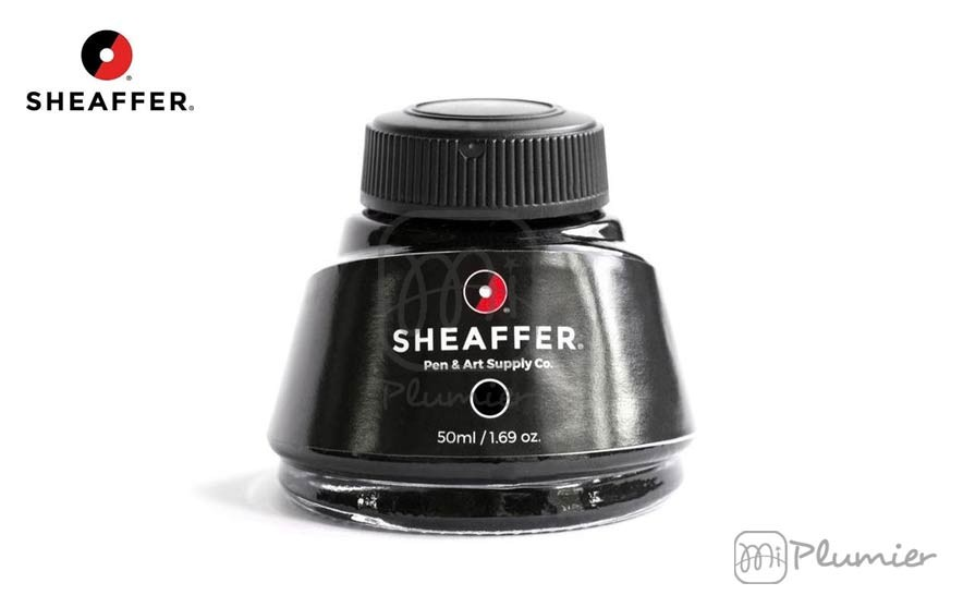 "Frasco de tinta Sheaffer ""Negra"" de 53 ml"