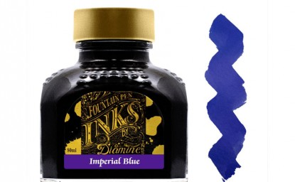 Tintero Diamine Imperial Blue 80 ml