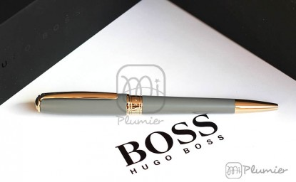 "Bolígrafo Hugo Boss ""Essential Grey"""