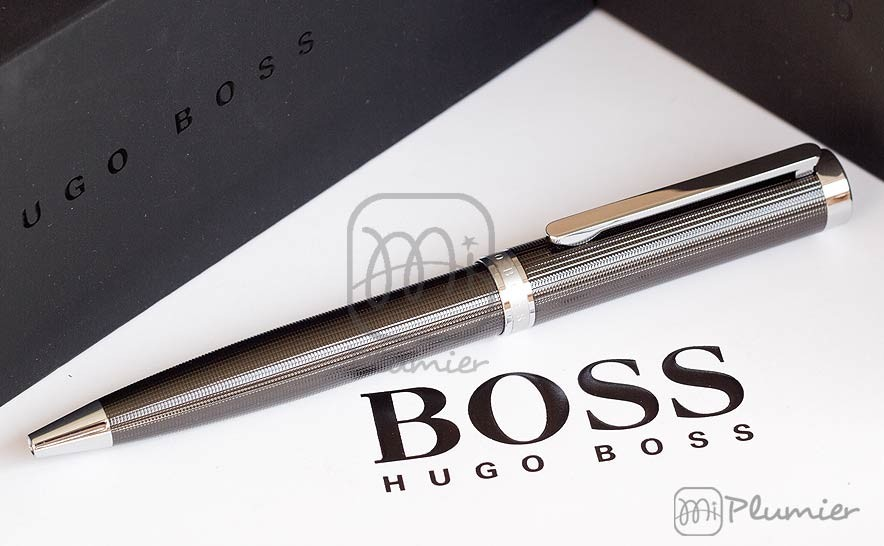 "Roller Hugo Boss ""Column Dark Chrome"""