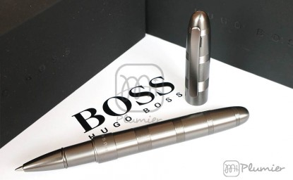 "Roller Hugo Boss ""Rise Dark Chrome"""