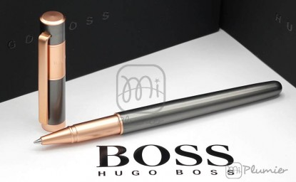 "Roller Hugo Boss ""Ribbon Matte Gun"""