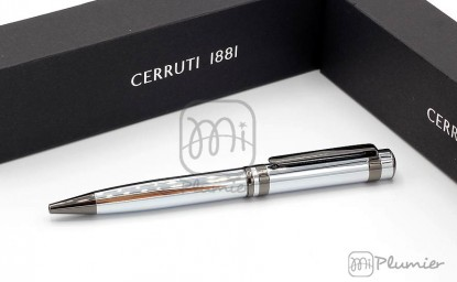"Bolígrafo Cerruti ""League Chrome"""