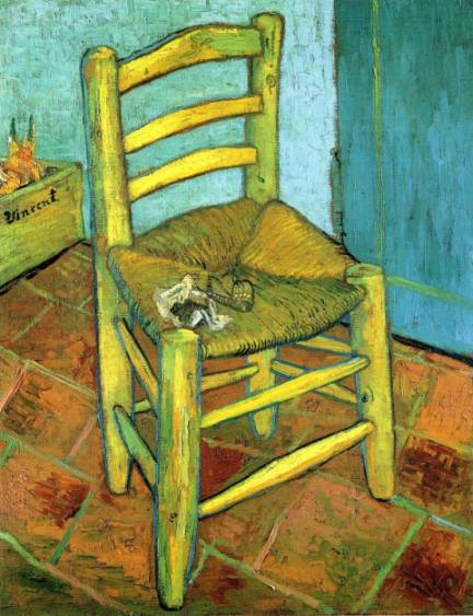 Van Gogh Vicent's chais